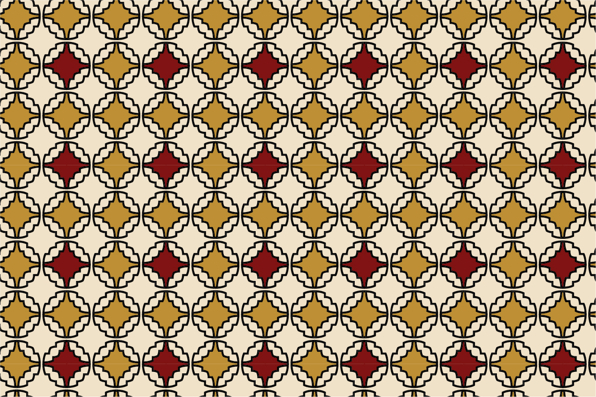 Retro ornamental patterns. example image 11