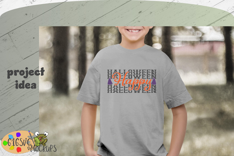 Happy Halloween SVG example image 3