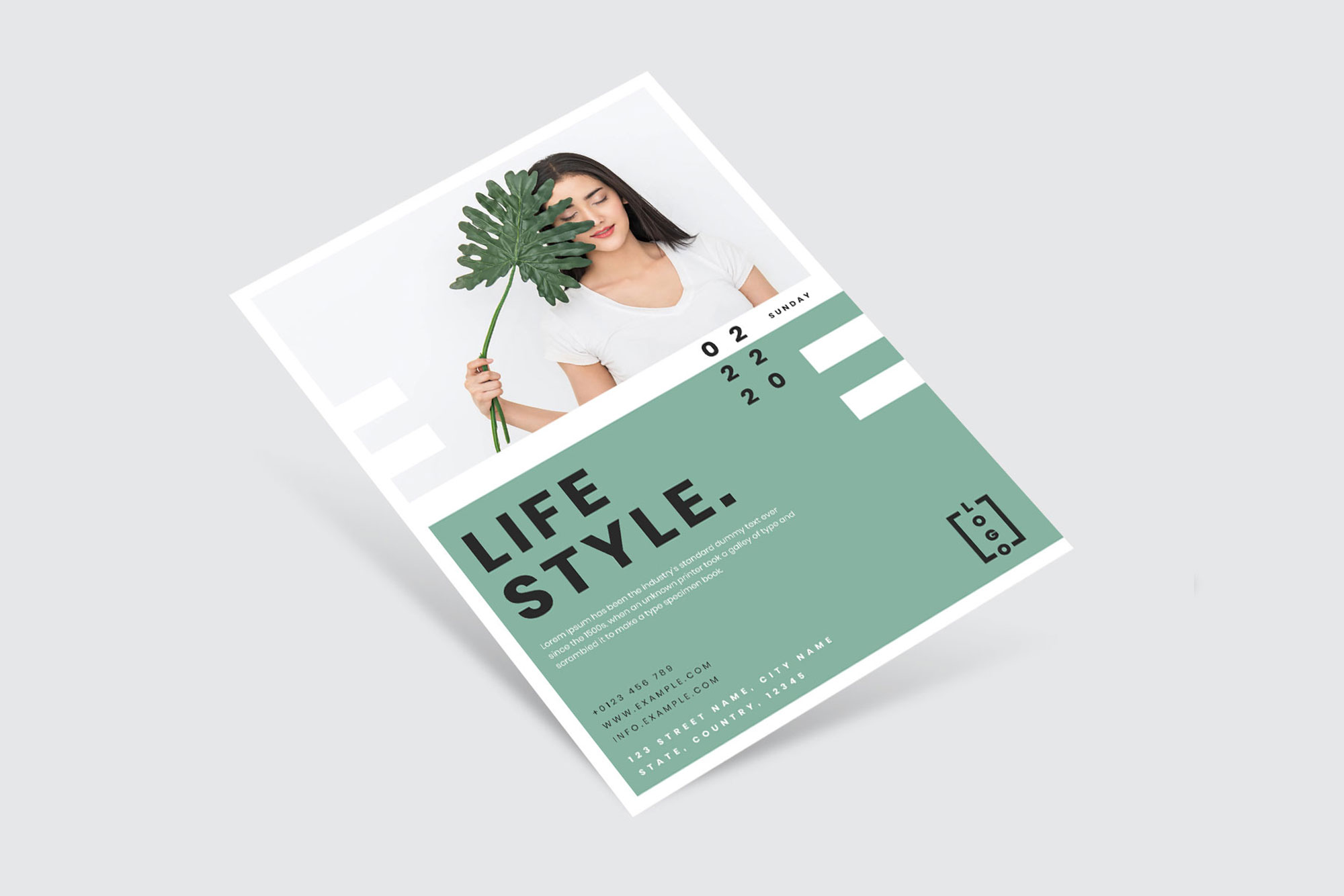 Event Flyer Vol.01 example image 2