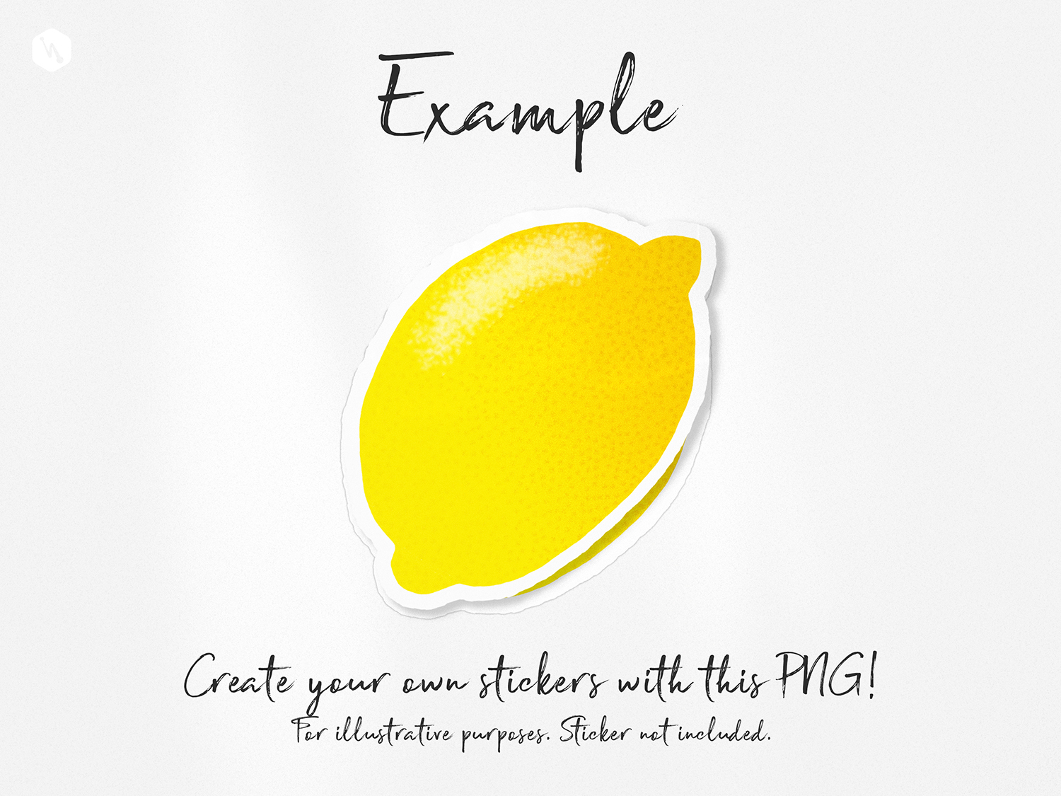 Hand drawn fruit clipart icons illustrations example image 6