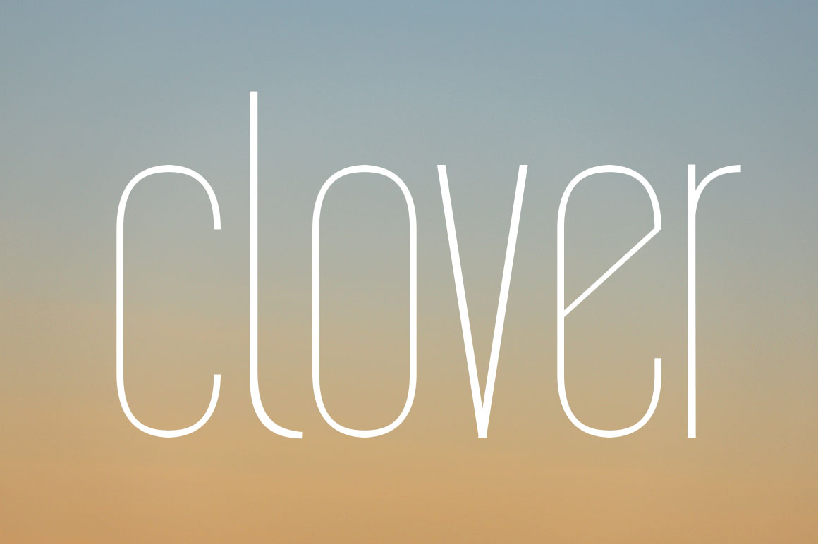 CLOVER FAMILY example image 11