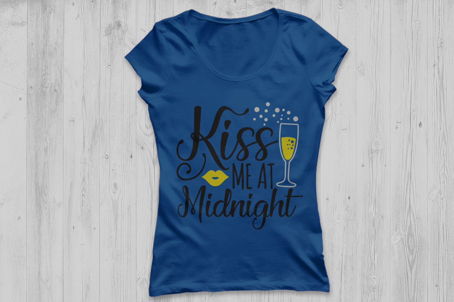 Kiss Me at Midnight Svg, New years Svg, New Years Eve Svg. example image 2