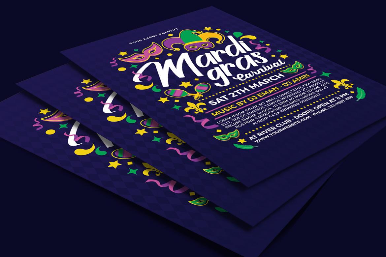 Mardi Gras Carnival example image 4