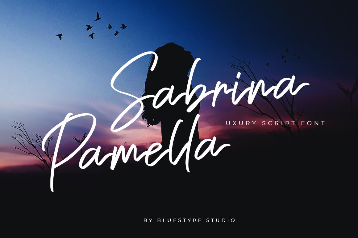Sabrina Pamella example image 1