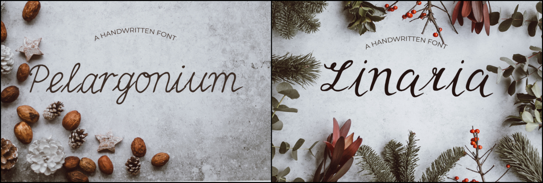 15 Creative Handmade Fonts Bundle example image 3