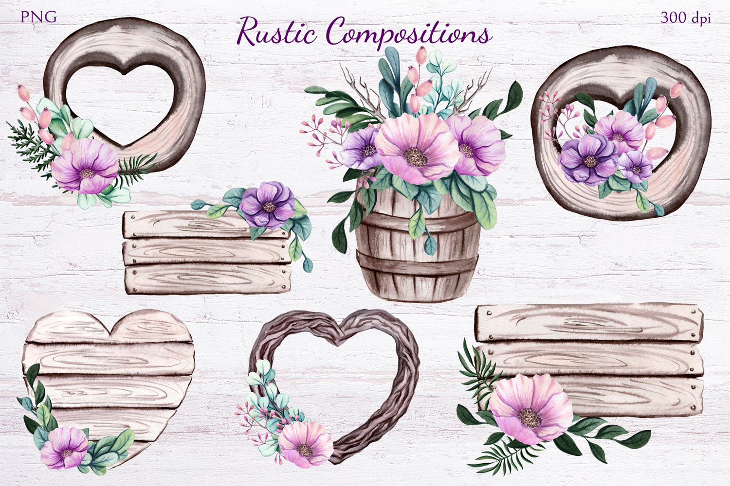 Rustic Compositions example image 3