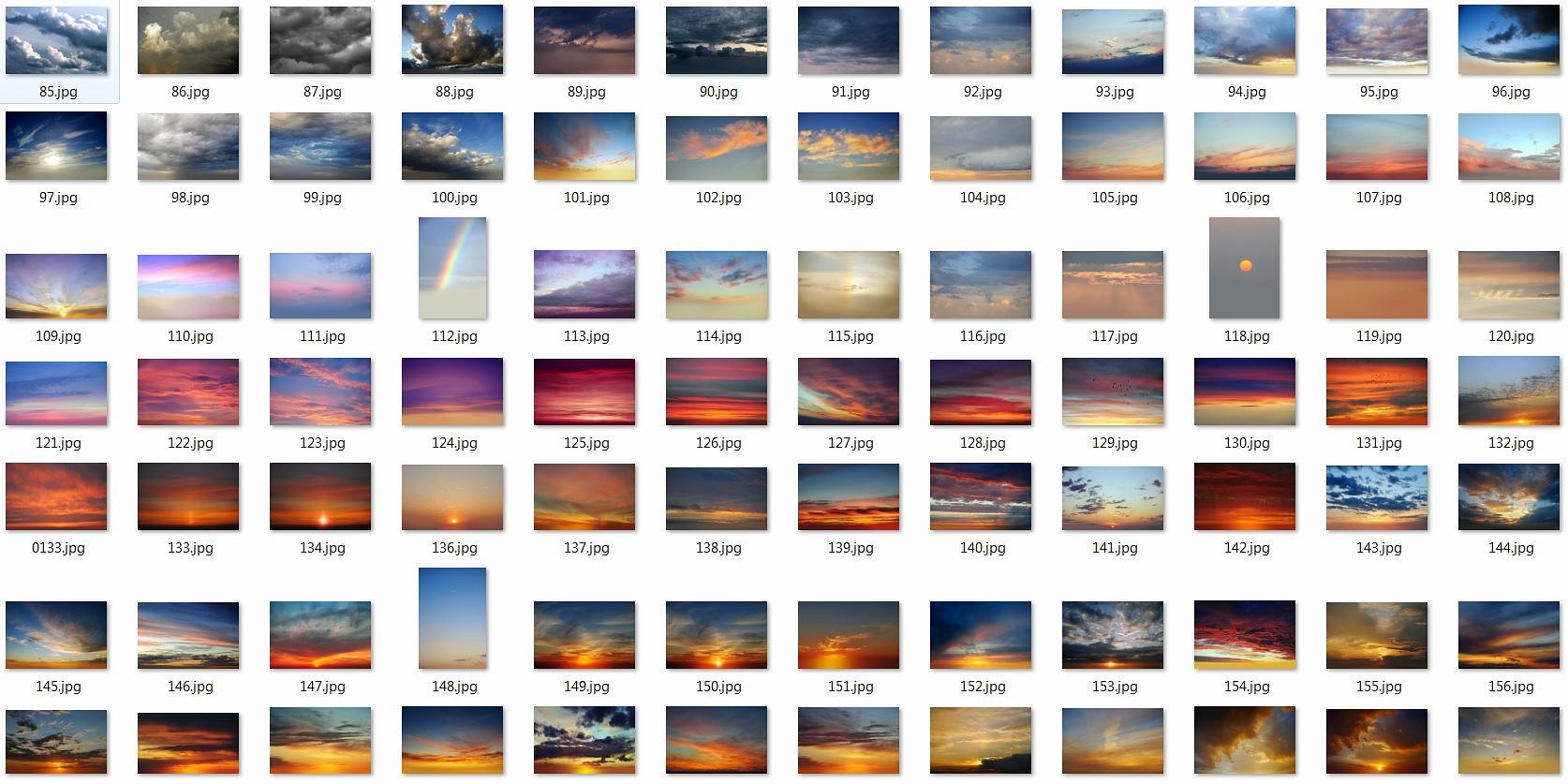 250 Sky Photo Overlays example image 8