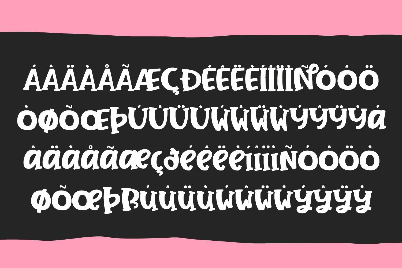 Jane Magnolia- Cut-Friendly Handwritten Font example image 7