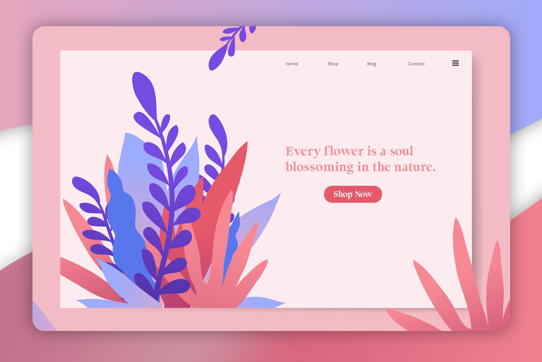 Milky Soft - Elegant serif font example image 3
