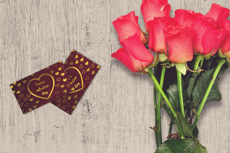 Valentine Card Mock-up #29 example image 1