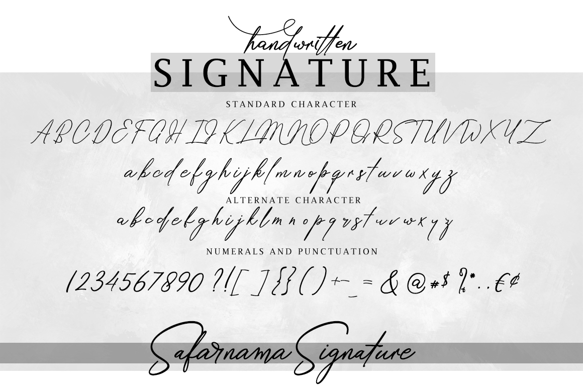 Safarnama Signature example image 5