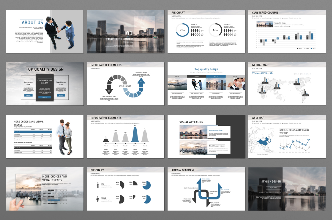 Business Perspective Template example image 3