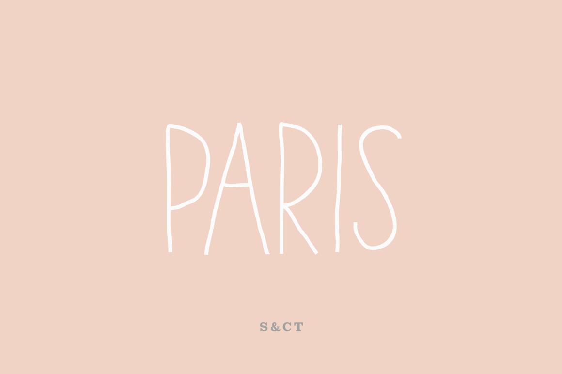 Paris Family example image 1