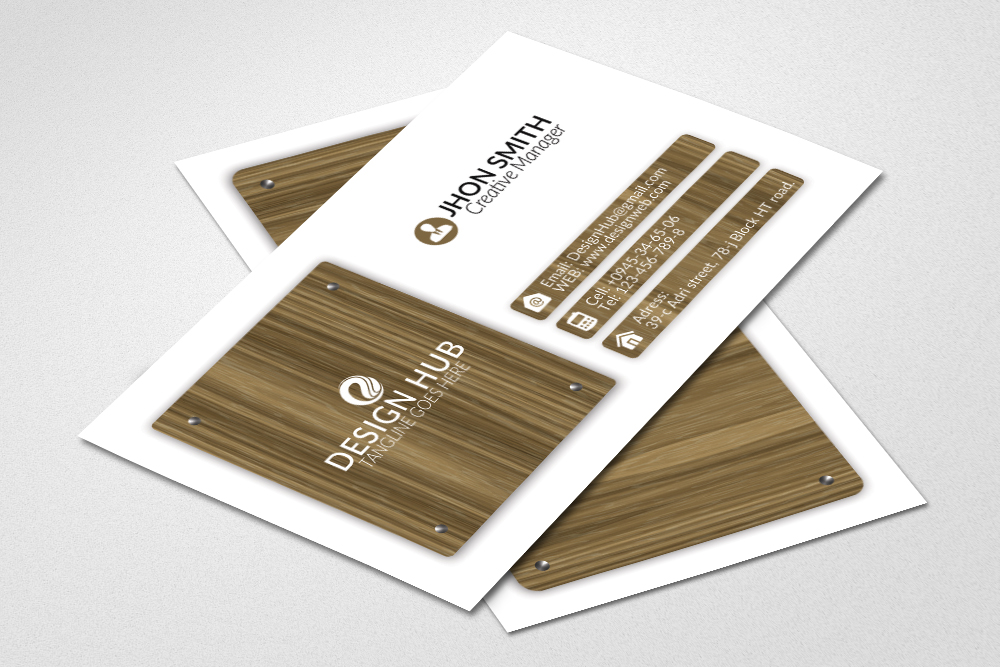 Professional Visiting Cards example image 1
