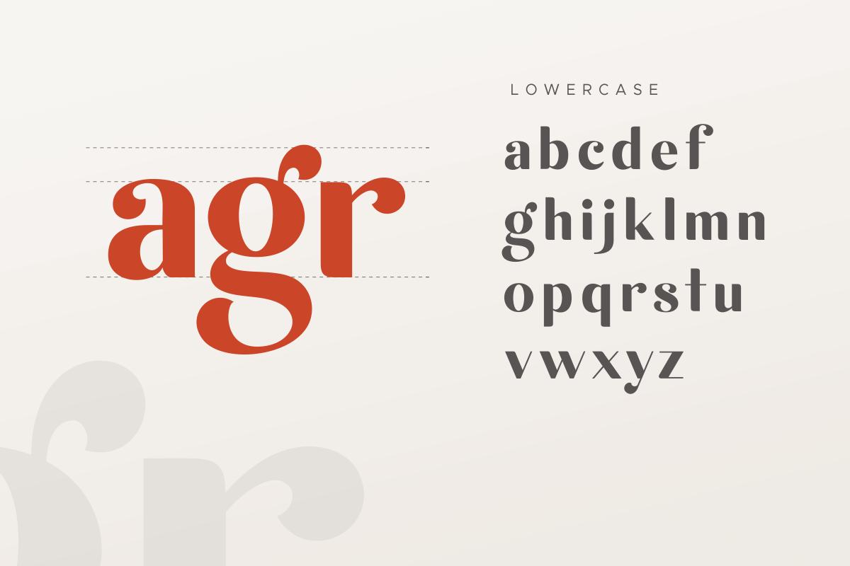 michael beautiful ligature font example image 12