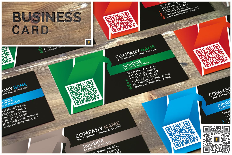 Business Card Bundle 50% SAVINGS example image 2