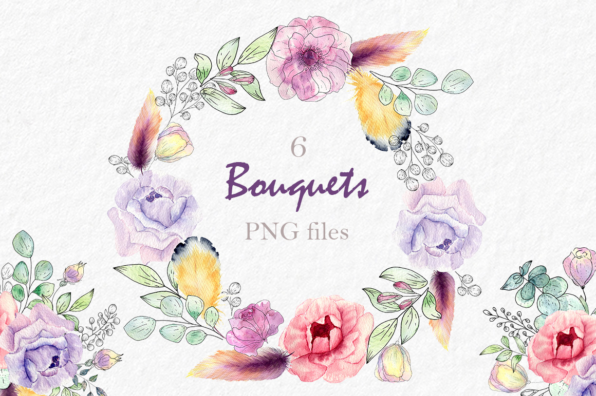 Bouquets example image 1