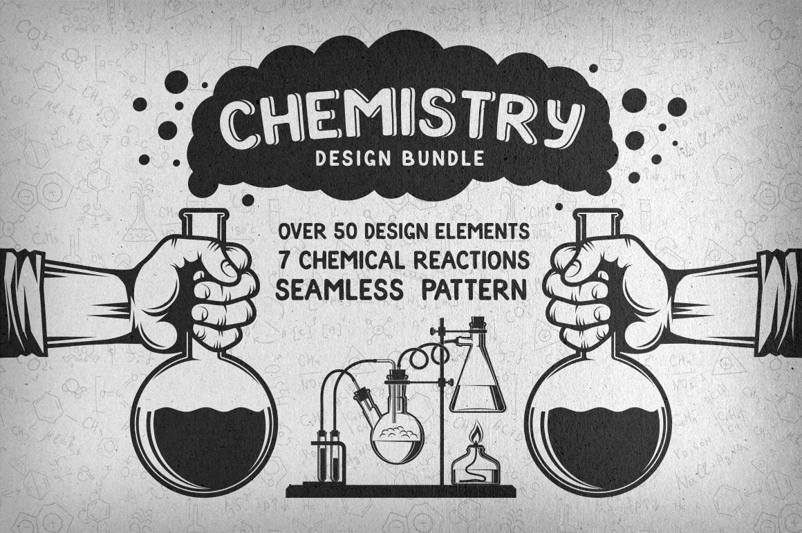 Chemistry design bundle example image 1