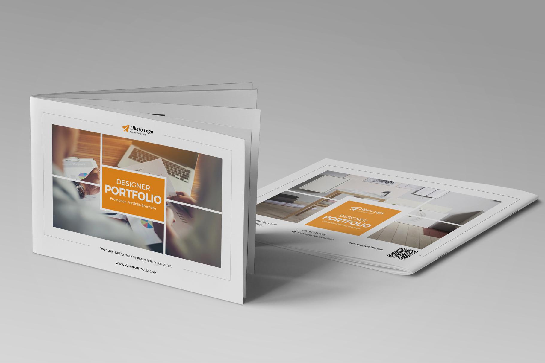 Portfolio Brochure Design v5 example image 17