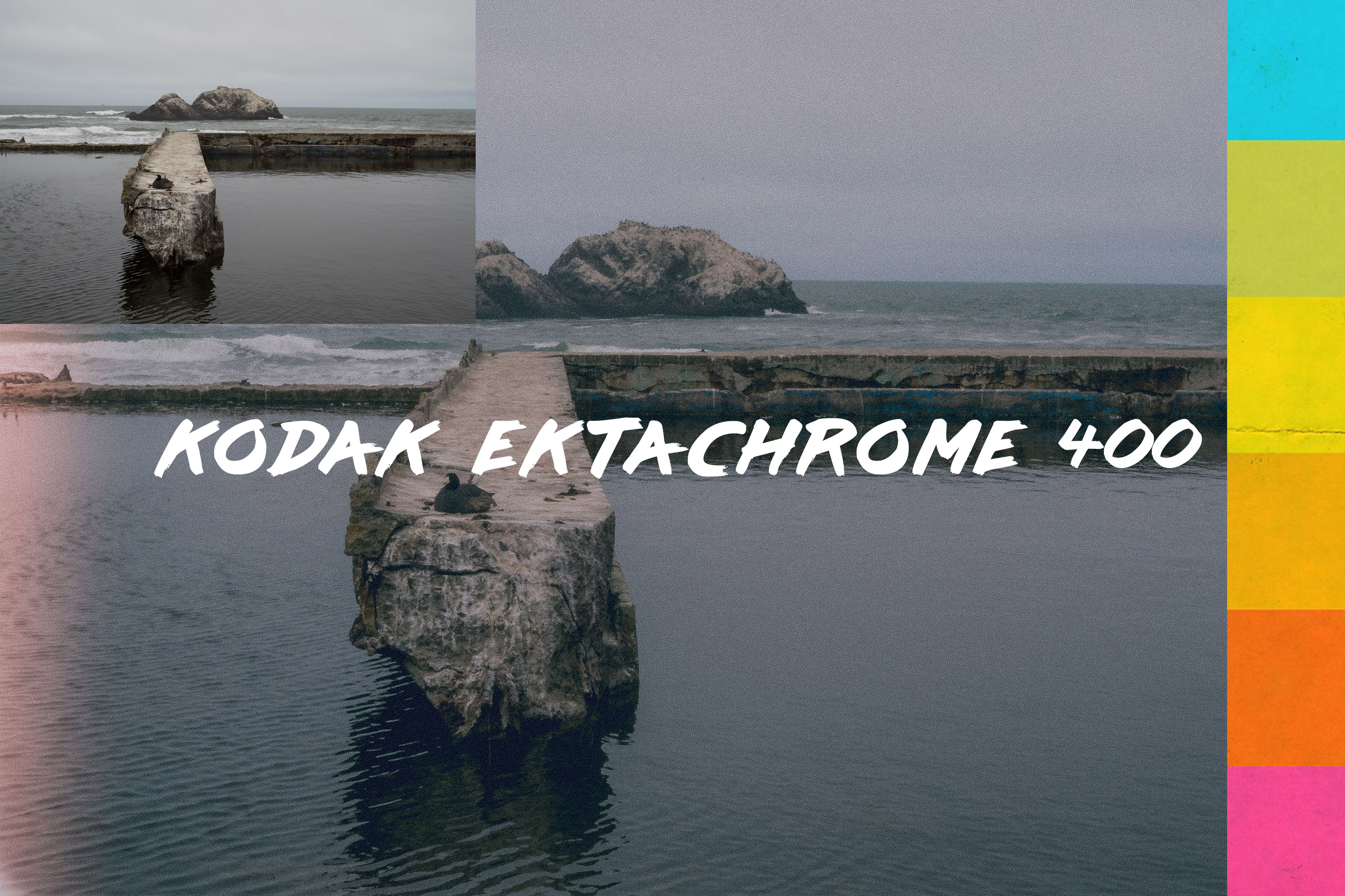 Expired Film Set of Lightroom Presets example image 5