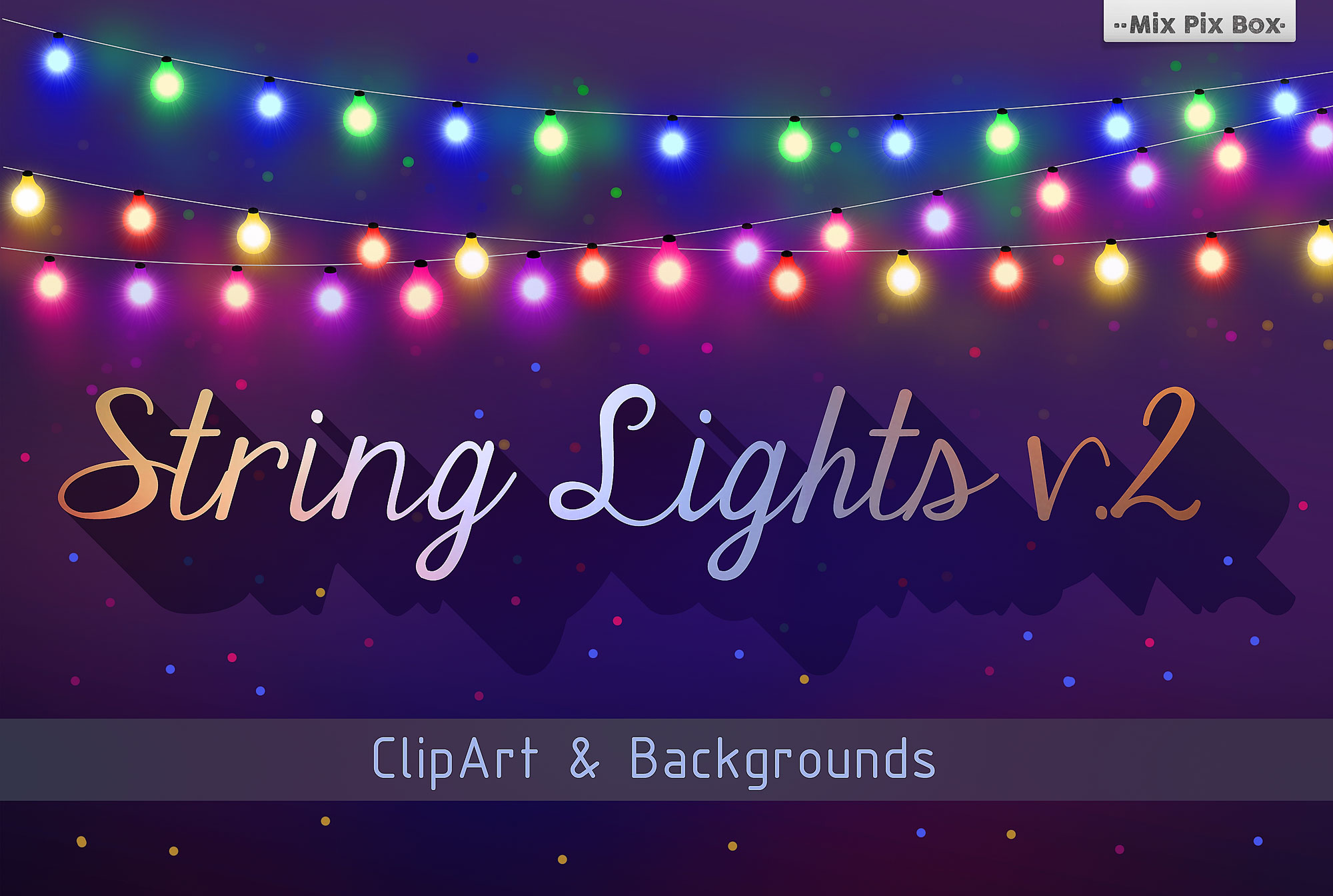 String Lights v2.0 example image 1
