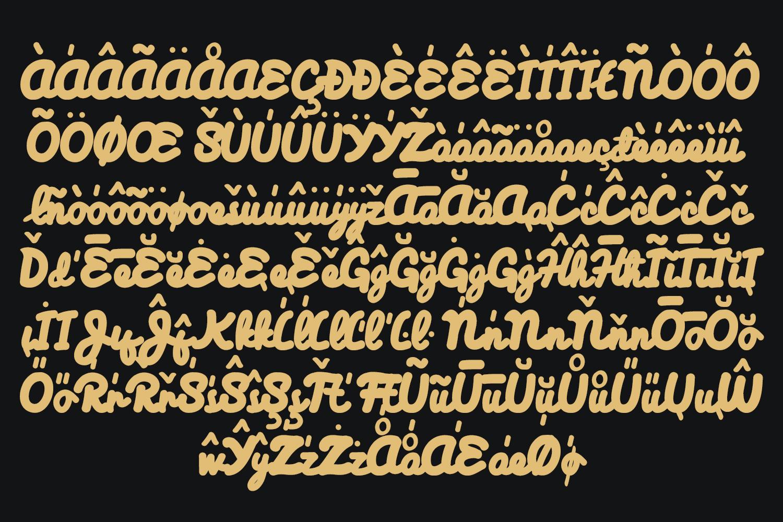 Himalaya Monoline Scripts example image 7