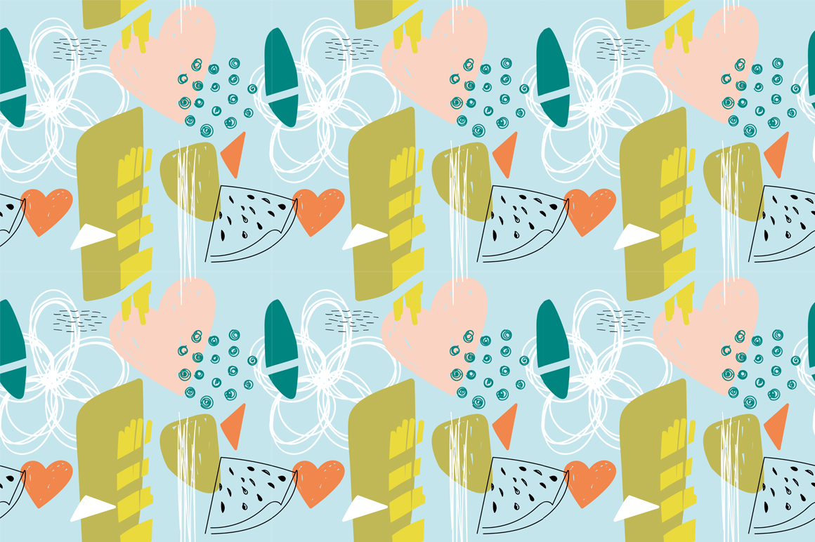 Summer patterns. example image 10
