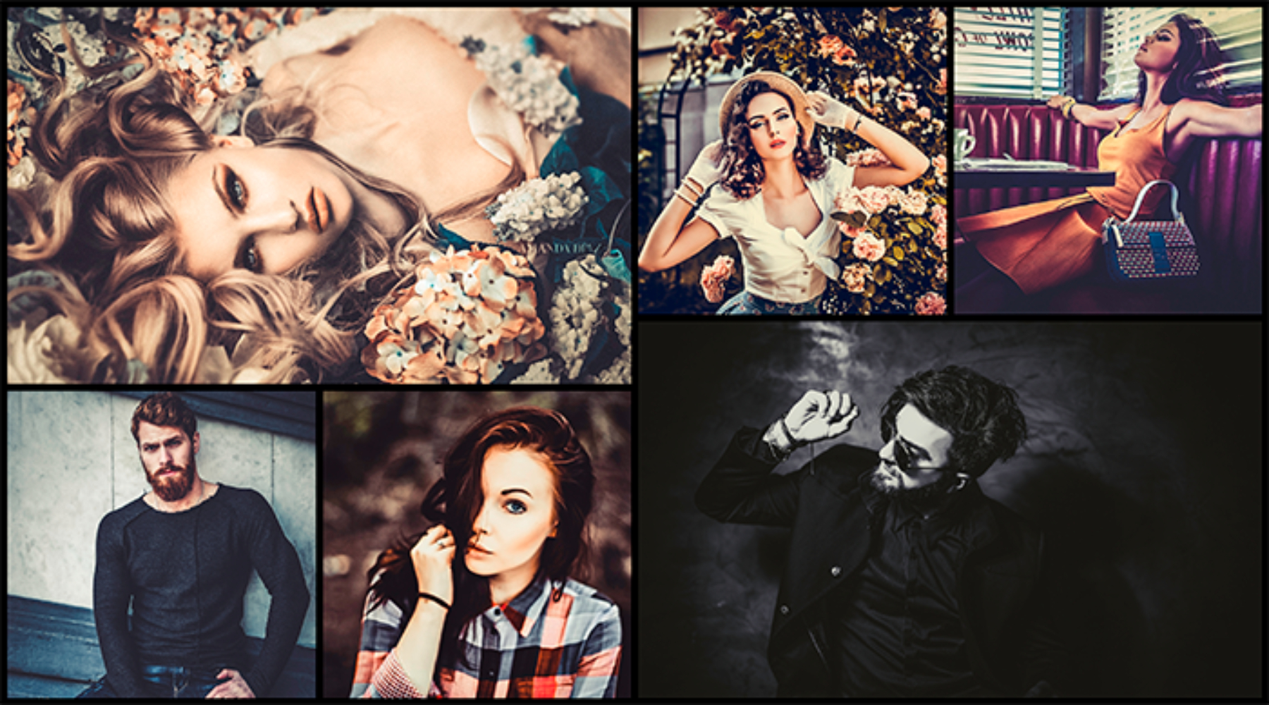 1000 Unique Lightroom Presets example image 7
