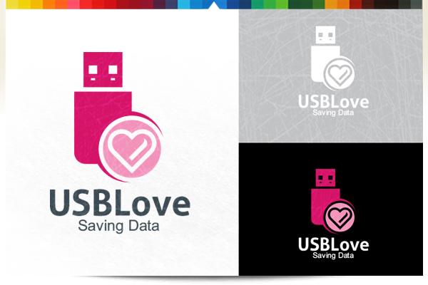 USB Love example image 2