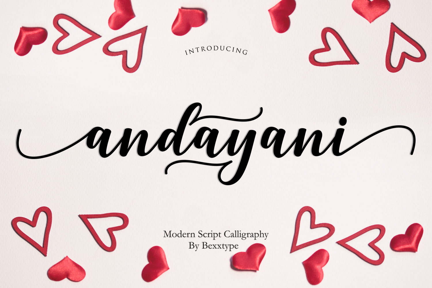 Andayani Script || Specials Valentine's Day example image 10