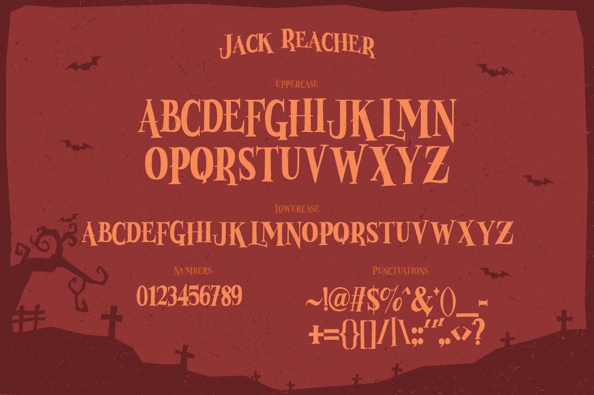 Jack Reacher example image 2