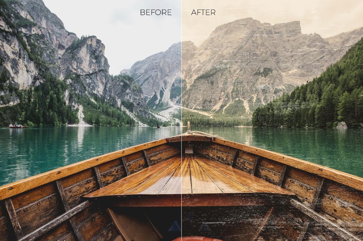 Grunge Texture Overlays example image 8