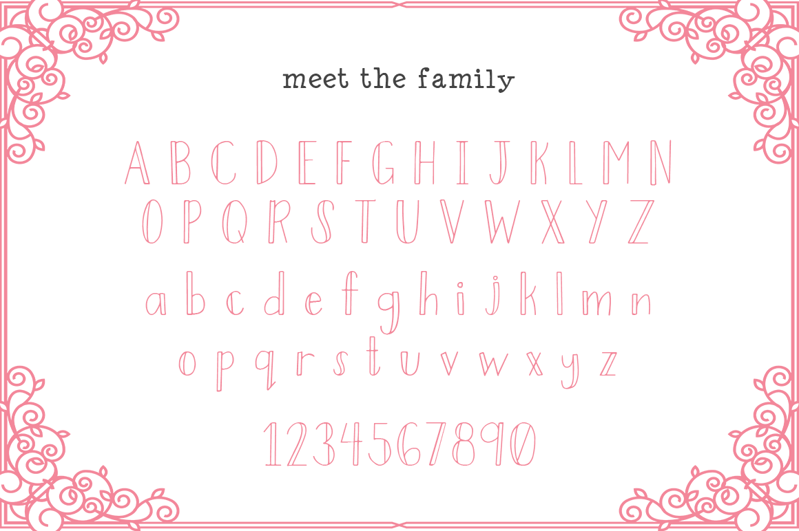 Fairytales Font example image 4