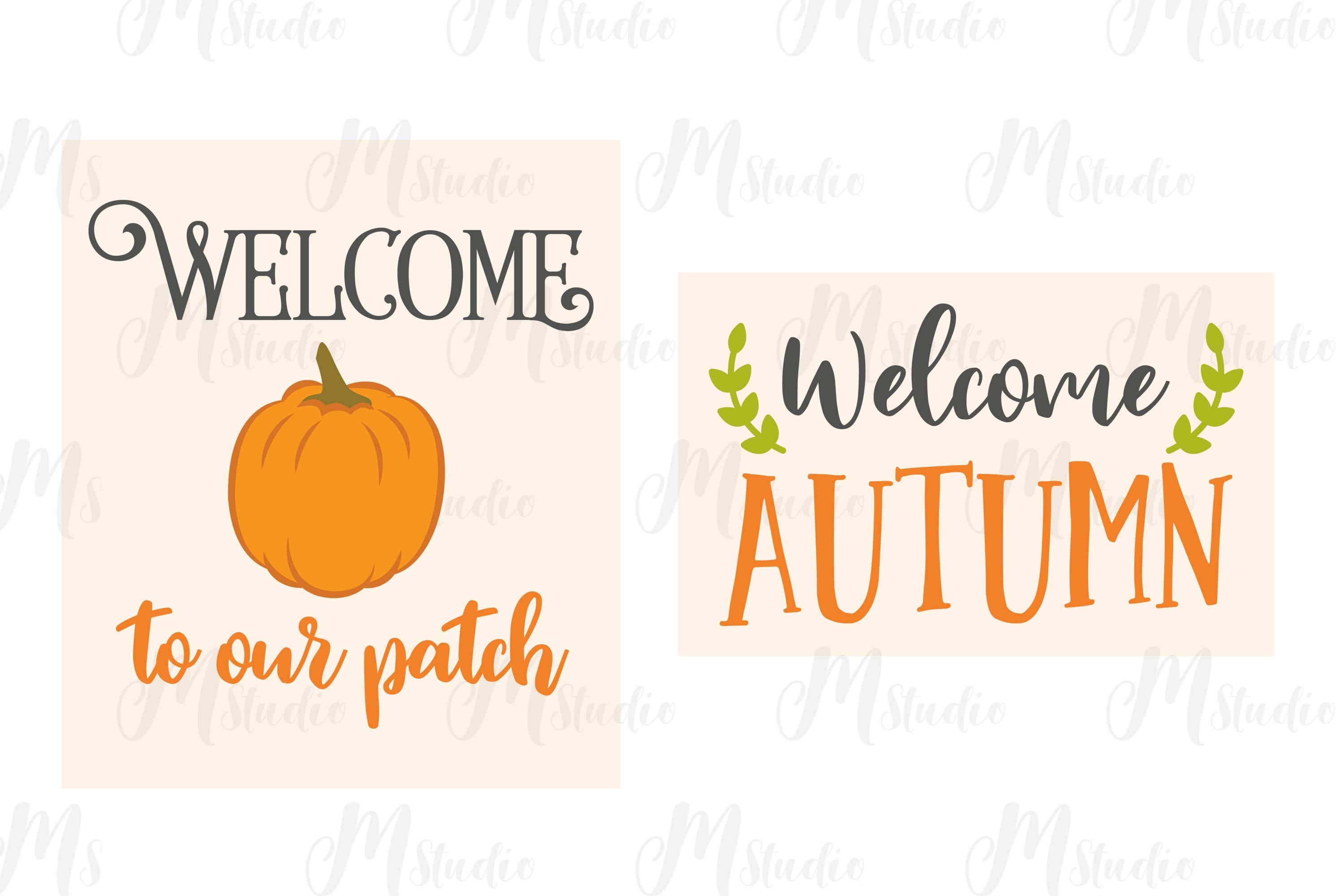 Fall SVG Bundle. example image 3