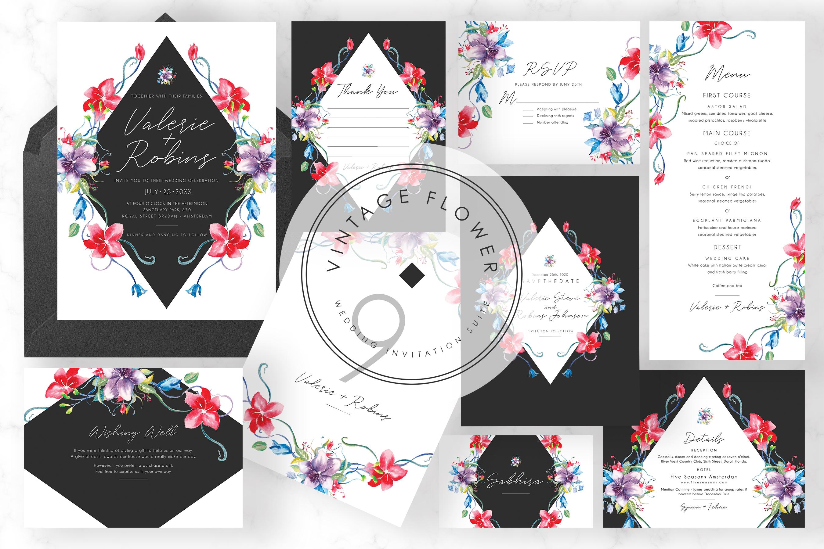 8 SET IN 1   Ultimate Wedding Bundle example image 3