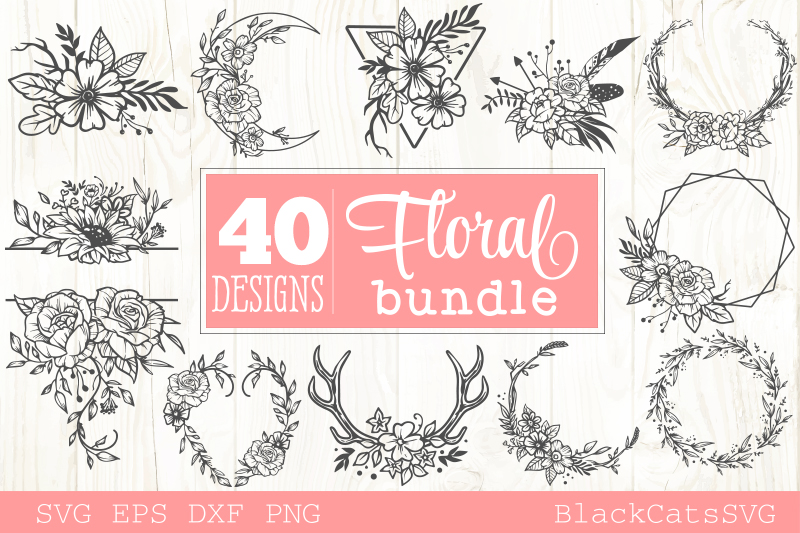 Mega Bundle 400 SVG designs vol 1 example image 10
