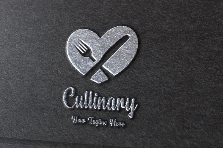 Culinary Arts, Restaurant Logo example image 3
