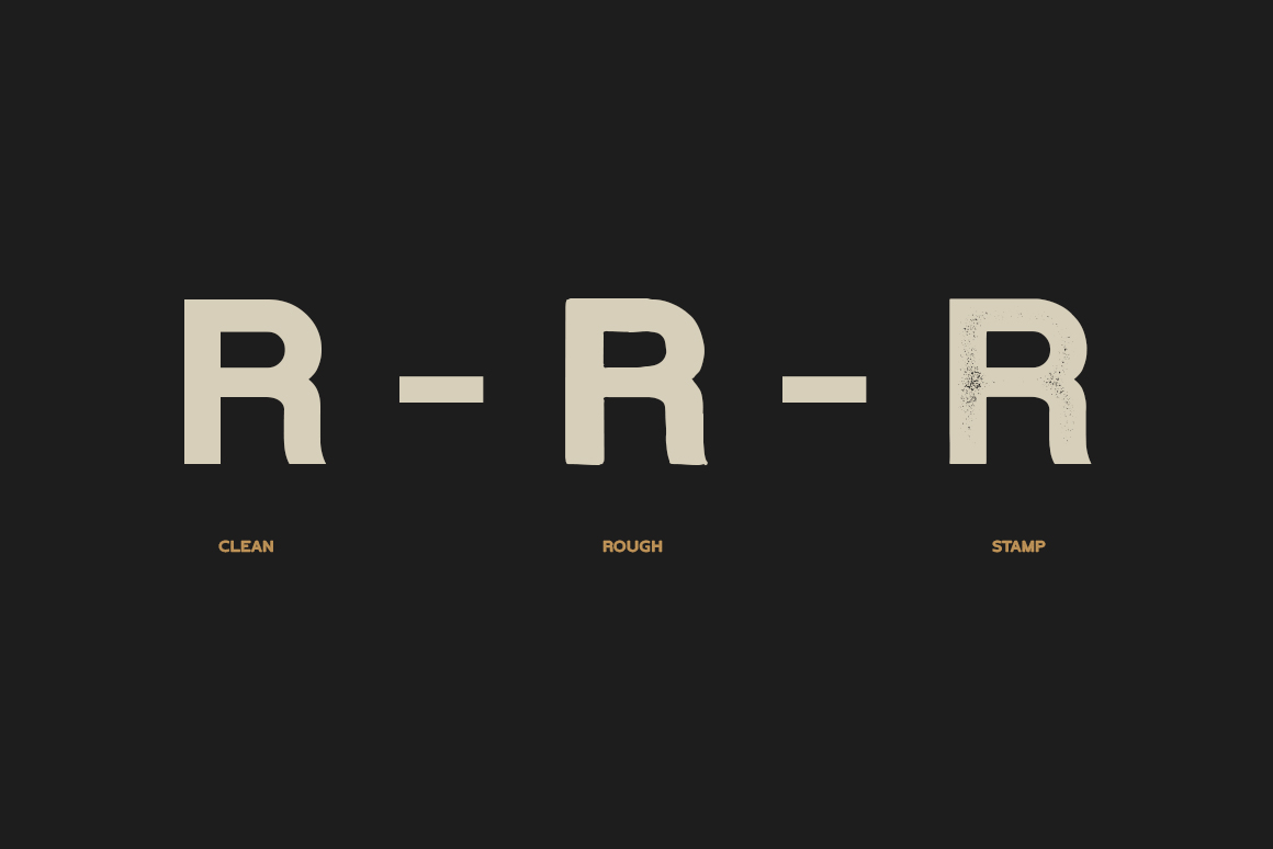 Forester Vintage Sans Serif example image 2