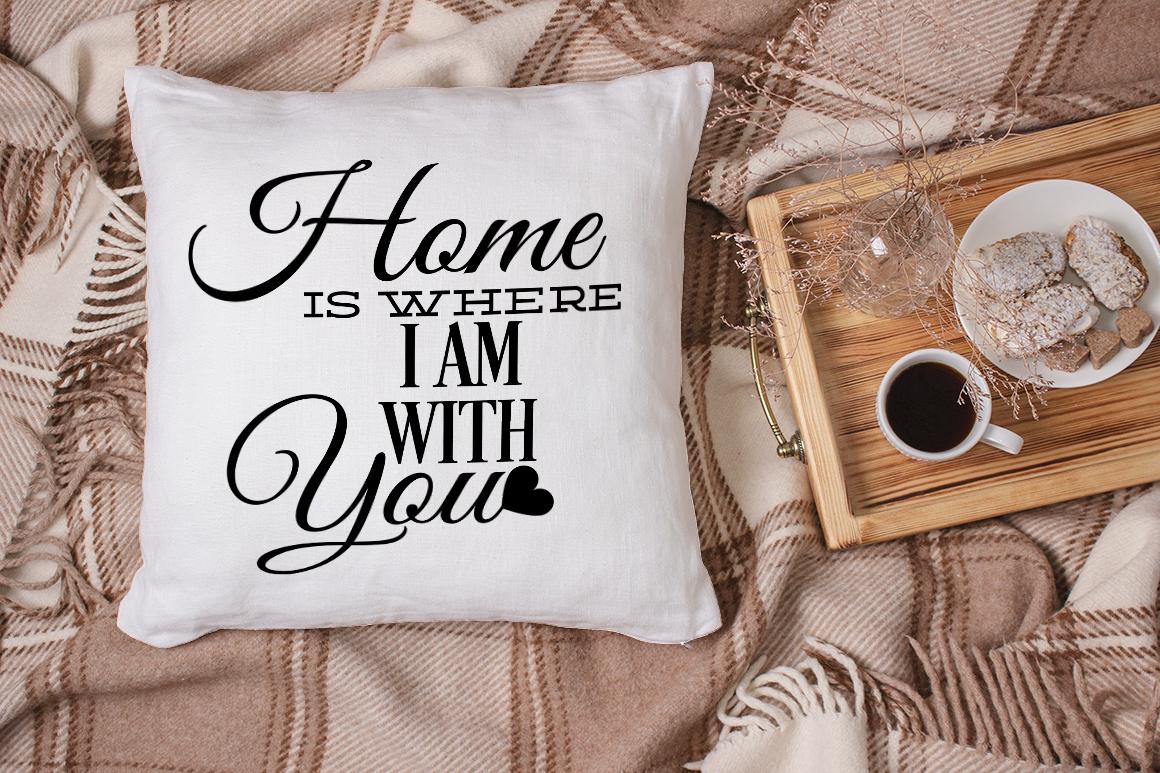 Love Quotes Bundle - Valentine SVG Cut Files example image 7