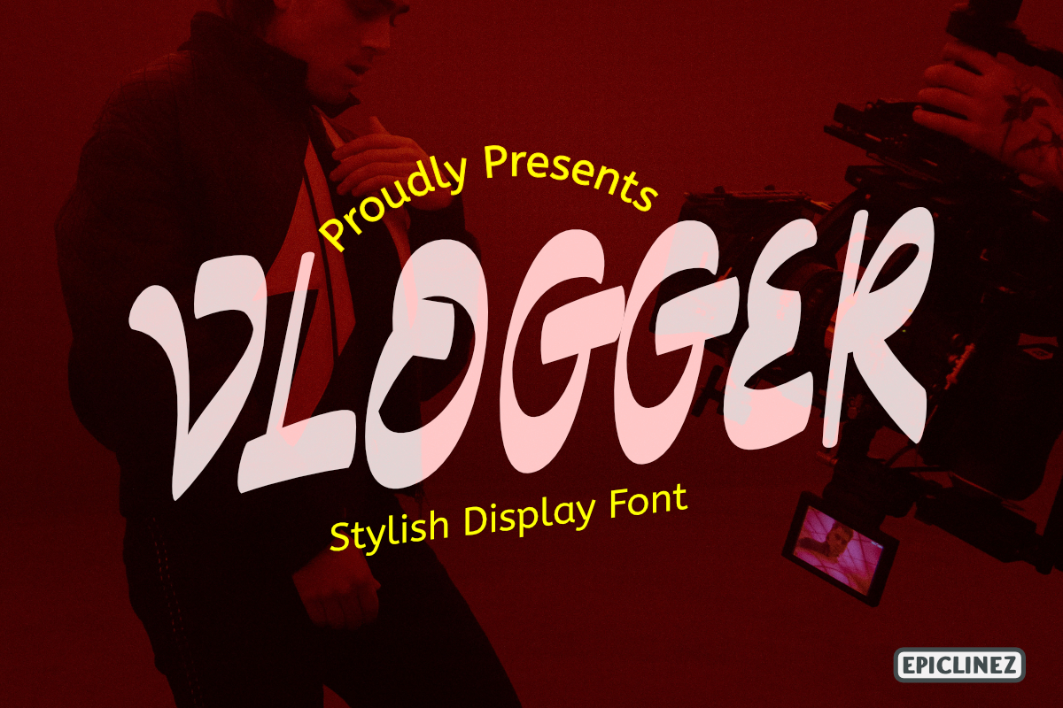 Vlogger example image 1