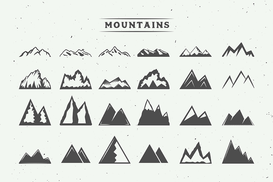 Camping Outdoor Logo Creation Kit example image 8