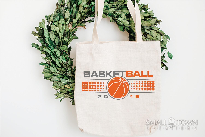 Basketball, Sports ball, sport team logo, PRINT, CUT, DESIGN example image 2