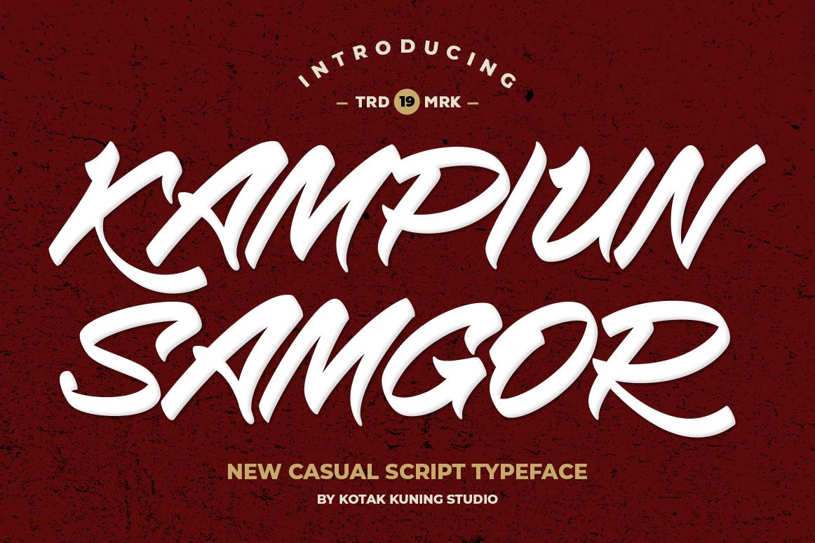 Kampiun Samgor example image 1