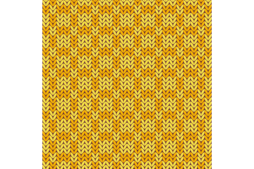Set of 12 seamless knitted backgrounds. example image 11