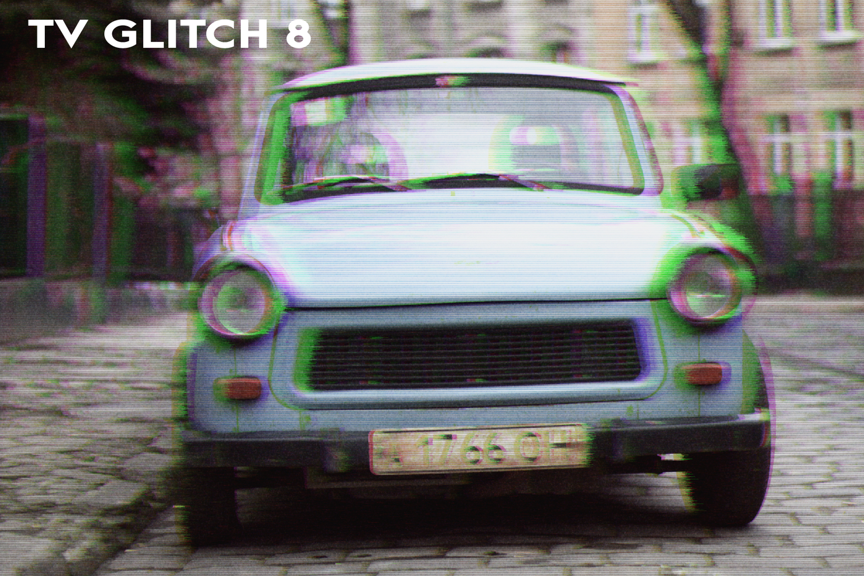 AL's Glitch TV Action Pack Vol. 1 example image 10