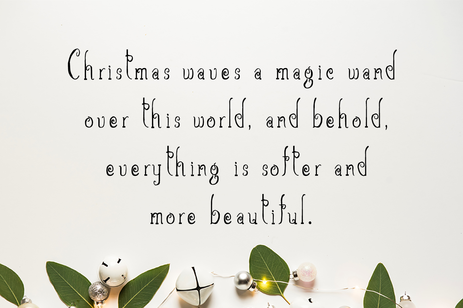 Christmas Script Font example image 4