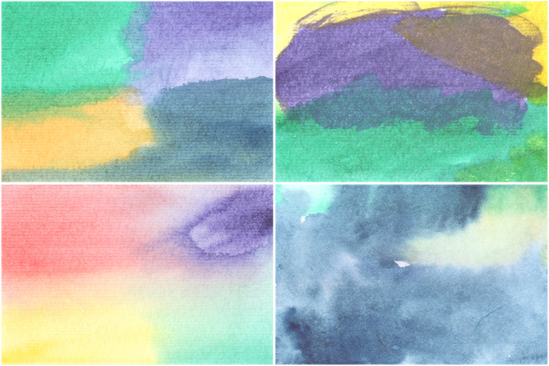 20 Watercolor Backgrounds example image 3