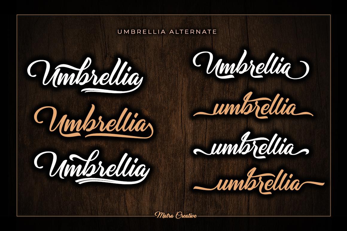 Umbrellia example image 7