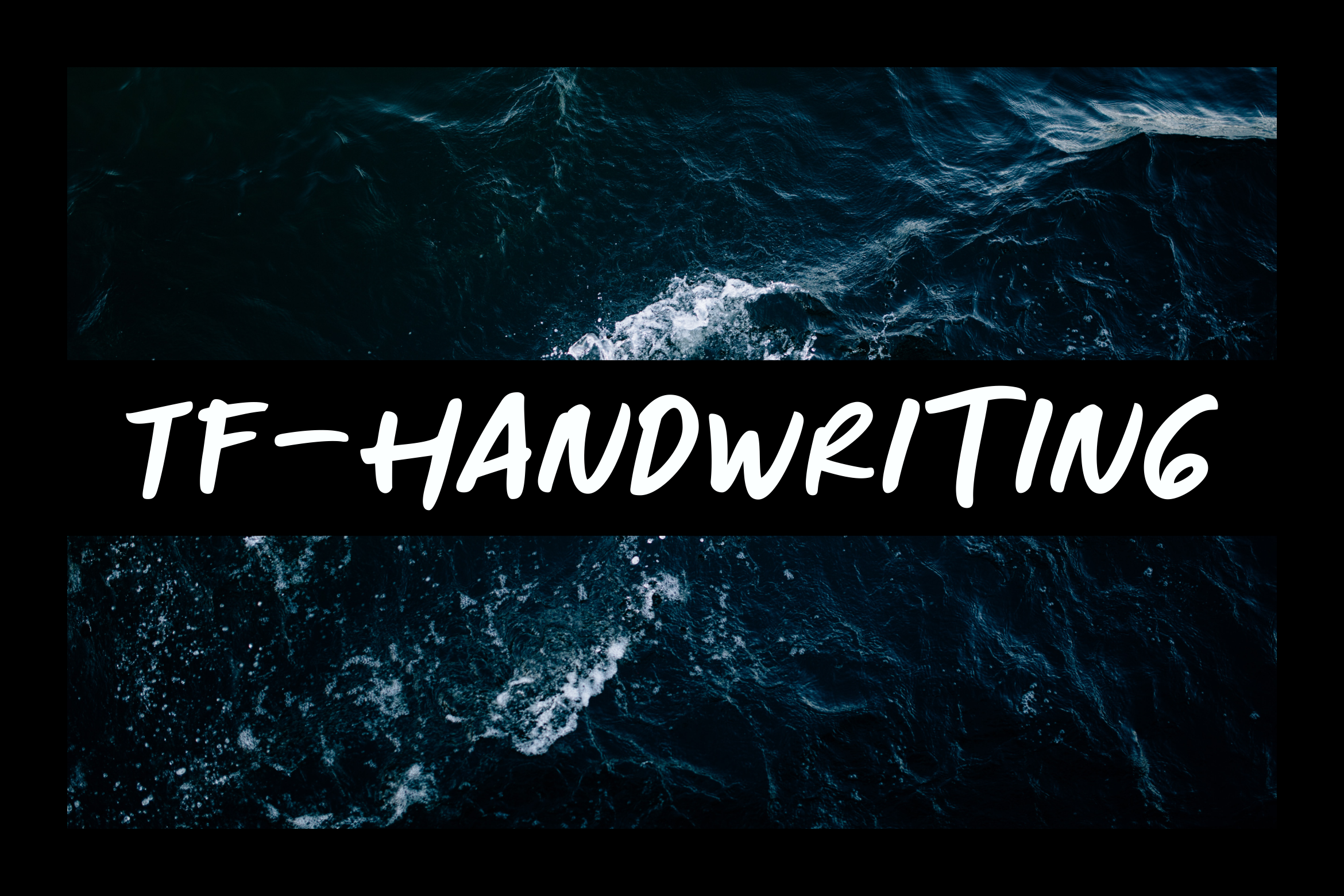 TF-Handwriting Pack example image 2