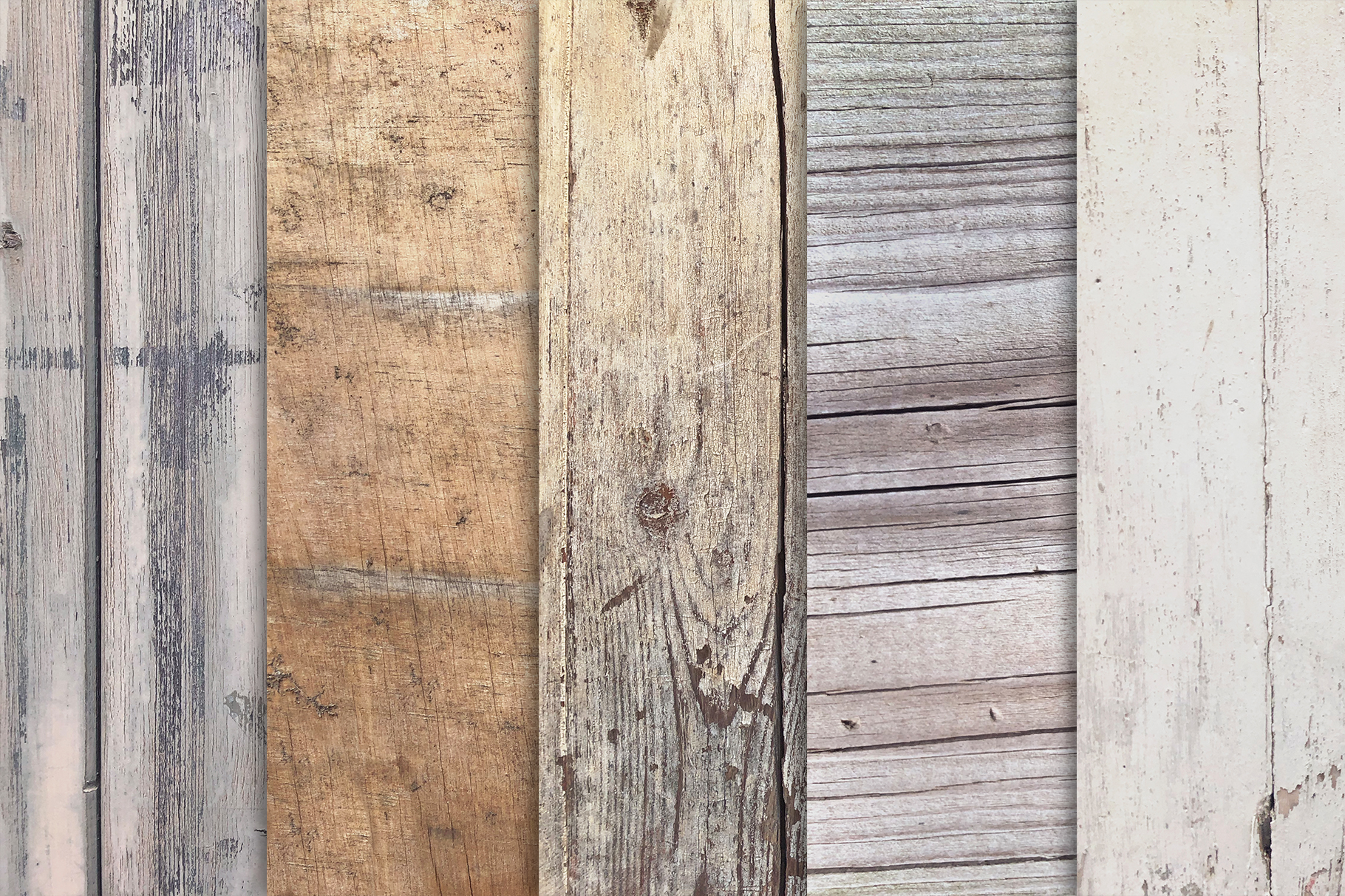 Old Wood Textures x10 vol2 example image 2